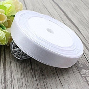 """1roll/lot(25yards/roll) 1-1/2"""" 40mm Single Face Satin Ribbon for packing and bow"""