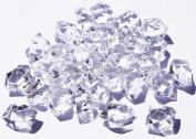 Acrylic Ice Crystal Rocks Vase Filler 23 X 18MM Clear
