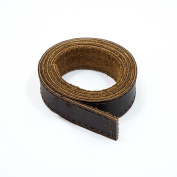 SLC's Leather Oil Tanned Purse/Bag Making Straps, Pre-Stitched