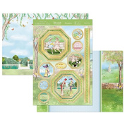 Hunkydory Delightful Deco - pERFECT pARKS - Topper Set Card Kit DDECO908