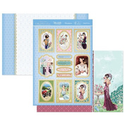Hunkydory Delightful Deco - Delightful Days - Topper Set Card Kit DDECO902