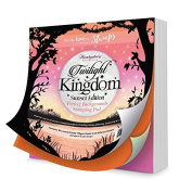 Hunkydory Crafts Twilight Kingdom Sunset Edition Perfect Background Stamping Pad 5x5 Paper Pad