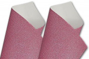 M-Sparkle Pink SapphireGlitter 8.5x11 Card Stock - 10 Pk