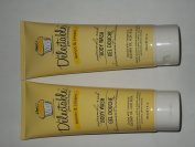 Be Delectable Cake Beauty Lemon And Cream Body wash 2 bottles and 1 Lebiome coconut shea butter sheet mask