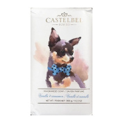 Castelbel Vanilla Cinnamon Chihuahua Dog Wrapped Bath Bar Soap