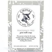 Chivas Fragrance Free Goat Milk Soap - 120ml