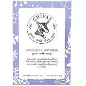 Chivas Lavender Oatmeal Goat Milk Soap - 120ml