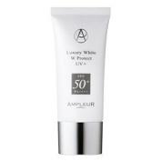 Ampleur luxury white W protect UV plus SPF50+ PA++++