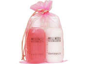 Haslinger Body Wash & Moisturiser Set, Rose
