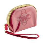 Wonder Woman Red Wristlet Cosmetics Bag