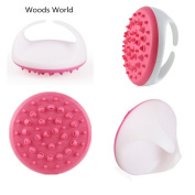 Cellulite Remover & Massage Brush Woods World Anti Cellulite Body Massager Portable Flexible Slimming Beauty Massager on Butt, Legs, Arms & Body for Relaxation, Weight Reducing