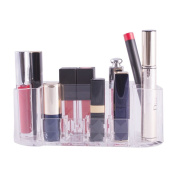 CICI & SISI Beauty Clear Acrylic Cosmetic Make Up Display Stand
