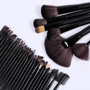 Professional Makeup Brushes Set Cosmetic Pro Foundation Eyeshadow Eyeliner 32pcs