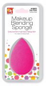 Beauty Town Makeup Blending Sponge Teardrop Shape(Hot Pink)