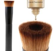 Beau Belle Foundation Brush - Liquid Foundation Brush - Face Makeup Brushes - Makeup Brushes - Professional Makeup Brushes