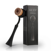 Abody Beauty Makeup Liquid Foundation Concave Face Brush
