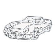 WinnerEco Car Cutting Dies Stencil Metal Mould for DIY Scrapbook Album Paper Card