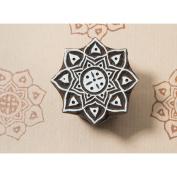 Blockwallah Block Stamp-Beautiful Mandala