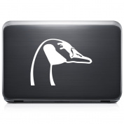 Goose Duck Hunting REMOVABLE Vinyl Decal Sticker For Laptop Tablet Helmet Windows Wall Decor Car Truck Motorcycle - Size (05 Inch / 13 Cm Wide) - Colour