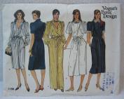 Vogue's Basic Design Pattern 1156 Misses' Dress - Size 8-10-12