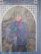 Flower Garden Jacket Craft Pattern