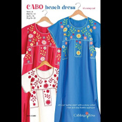 Cabbage Rose - Cabo Dress - Sewing Pattern