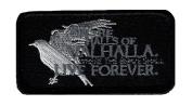 Valhalla Forever Odin Raven Morale Hook Patch by Miltacusa