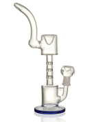 PUFF LABS New Bubbler Made in the USA 25cm