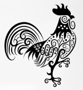 Rooster Cock A Rubber Stamps custom stamps rubber