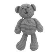 Tangc Newborn Baby Girls Boys Bear Photography Prop Photo Crochet Knit Toy Cute Gift