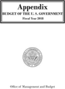 Appendix, Budget of the United States Government, Fiscal Year 2018