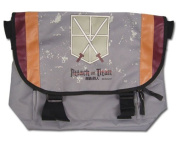 Great Eastern Entertainment Attack On Titan Cadet Corps Messenger Bag