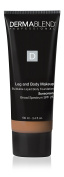 Dermablend - Leg and Body Makeup Buildable Liquid Body Foundation SPF 25 Medium Bronze 45N