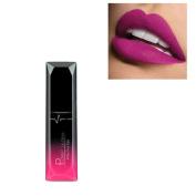 CHIC*MALL Matte Gloss Matte Lasting Liquid Lipstick Lipstick Lip Gloss Lip Liners Lip Stains Do Not Stick The Cup Does Not Fade Lip 11 #