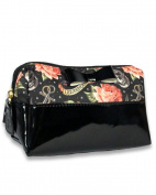 Liquor Brand WomenCosmetic Case black black