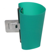 WER 3D Sublimation Silicone Conical Mug Wrap,350ml Cup Clamp Fixture for Printing Mugs.1 pack)