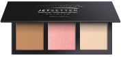 Aesthetica JetSetter Palette - Contour, Highlight and Blush All-in-One - Vegan and Cruelty Free