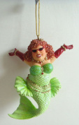 December Diamonds Queen for the Day Mermaid Ornament