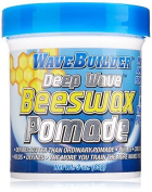 Wave Builder Deep Wax Beeswax Pomade, 90ml by Wavebuilder
