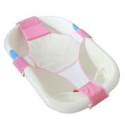Hbtop Newborn Baby Bath Net Support Bathtub Seat Netting Hammock