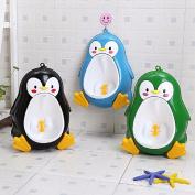 Zebra Baby Boys Toilet Potty Training Toddler Kids Urinal Bathroom Pee Trainer Penguin