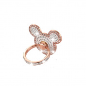 Universal Phone Ring Bracket holder ,UCLL New Design Diamond Cute Luxury Cat shape Crystal Finger Grip Stand Holder Ring Phone Ring Grip Creative Gift