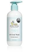 Deep Steep Baby All-Over Wash, 300mls