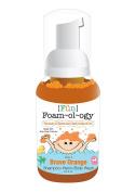 [Fün] Foam-ol-ogy Shampoo Hand Body Wash Brave Orange 250ml