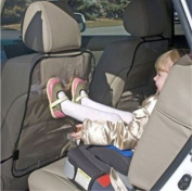 XILALU Car Auto Seat Back Protector Cover For Children Kick Mat Mud Clean