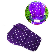 YIDEA Colourful Baby Infant Stroller Pushchair Thick Cotton Seat Cushion-Purple