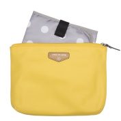 TWELVElittle Easy Nappy Pouch, Yellow