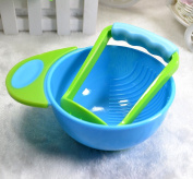 (5 Colour) Baby Food Mill Make Bowl Toddle Fruit Food Mill Maker