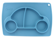 Chef Vinny Car Shape Silicone Baby Placemat