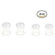 Baby Food Feeder Nippler Replacement 4 PCS